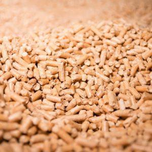 Houteno granulės